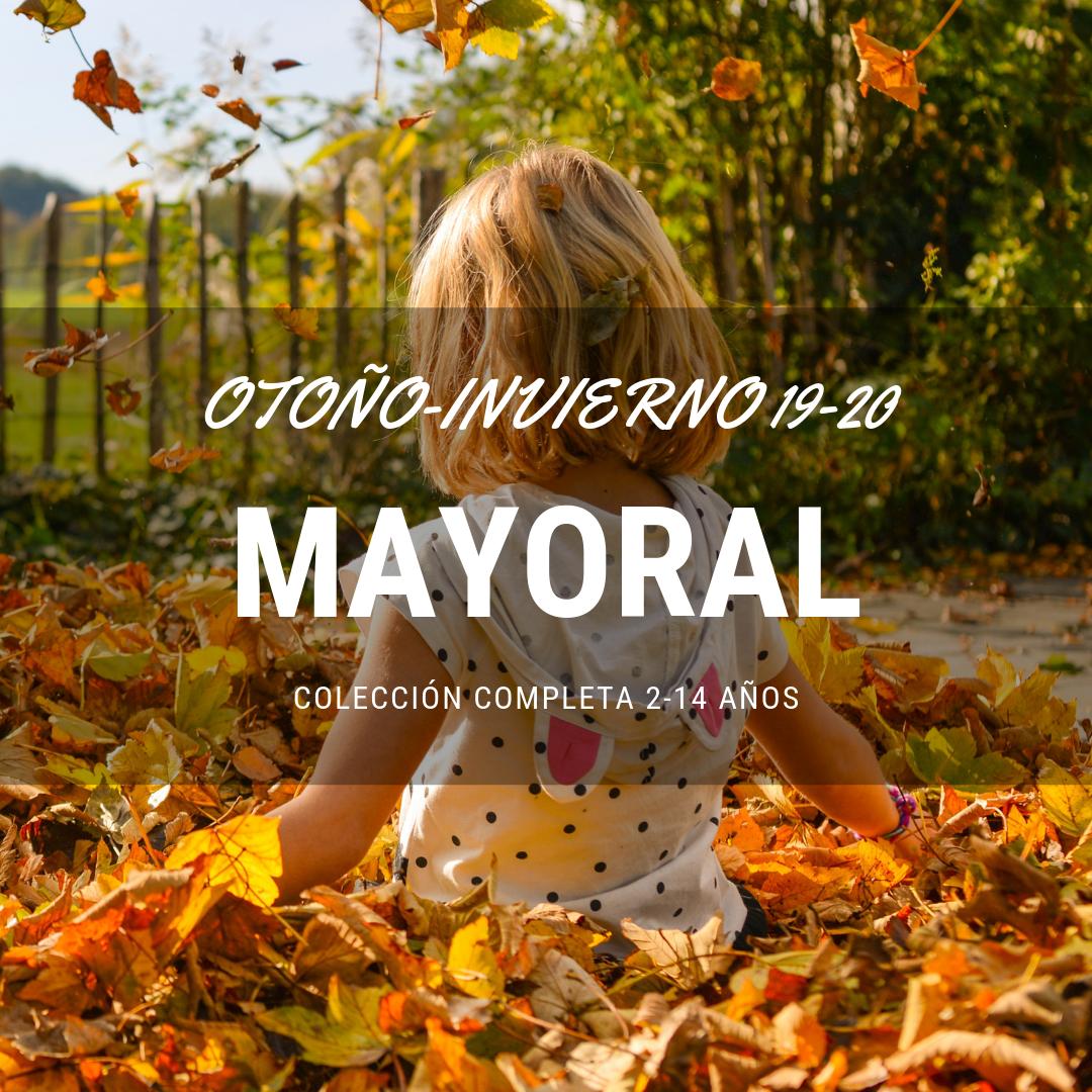 Muestrario Mayoral niñ@s