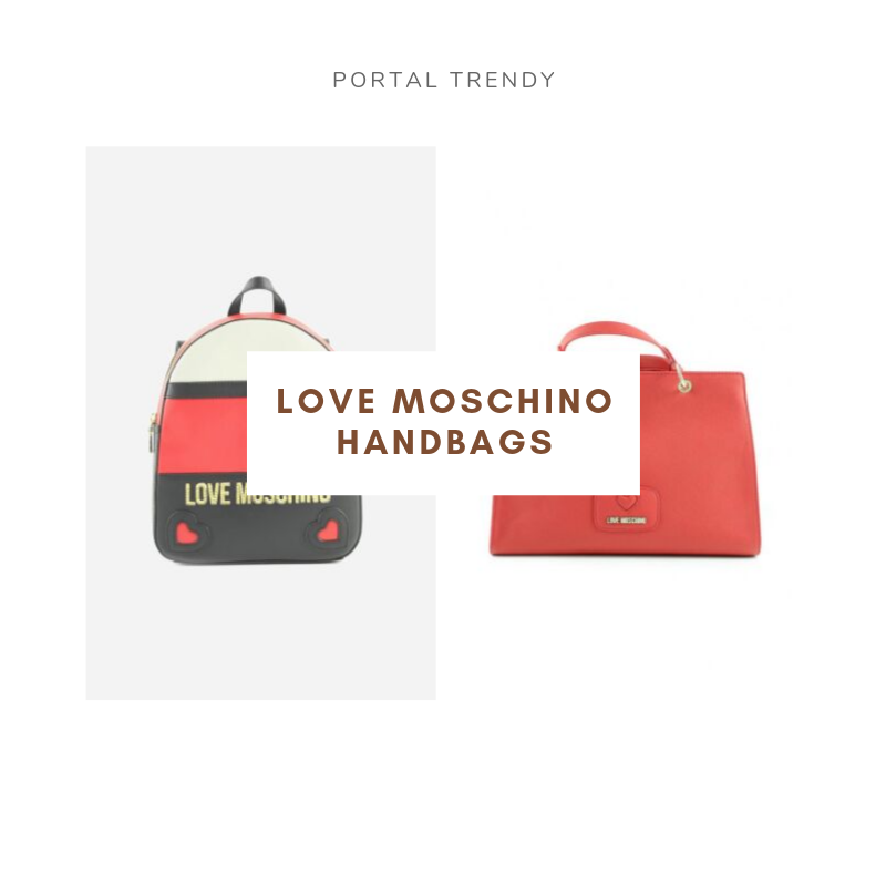 Love Moschino Bolsos