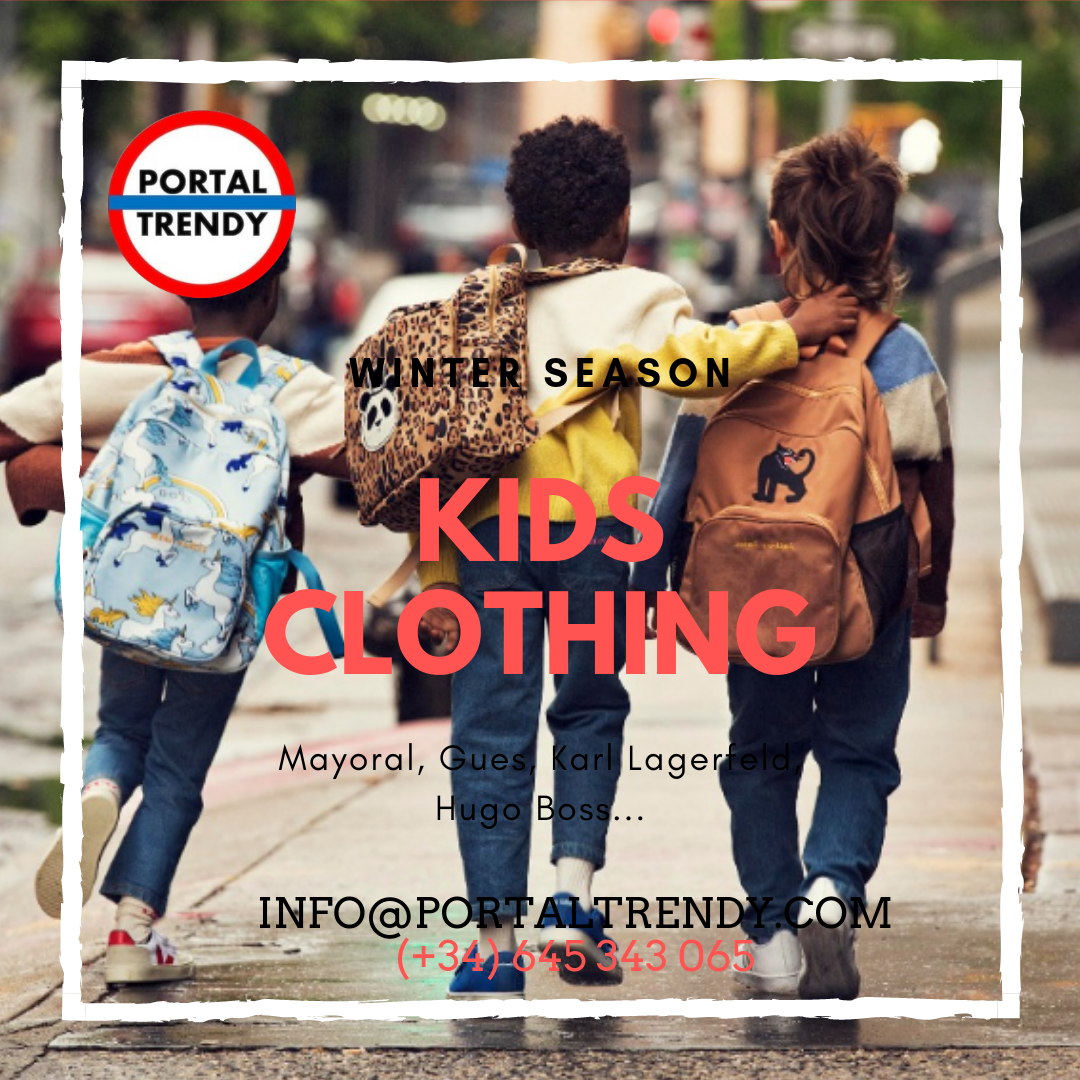 Winter Kids Clothing